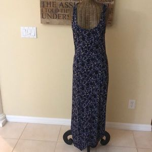 Old Navy Floral Maxi Dress M